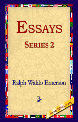 Essays Series 2 by Ralph Waldo Emerson image