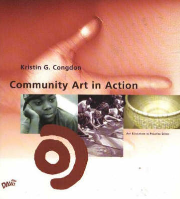 Community Art in Action by Kristin G Congdon image