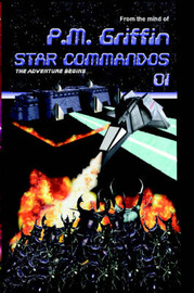 Star Commandos 01 by P. M. Griffin image