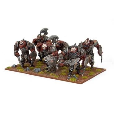 Kings of War Ogre Warriors