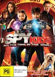 Spy Kids 4 on DVD