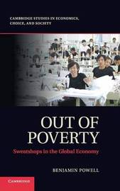 Out of Poverty by Benjamin Powell