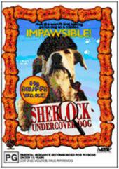 Sherlock Undercover Dog on DVD
