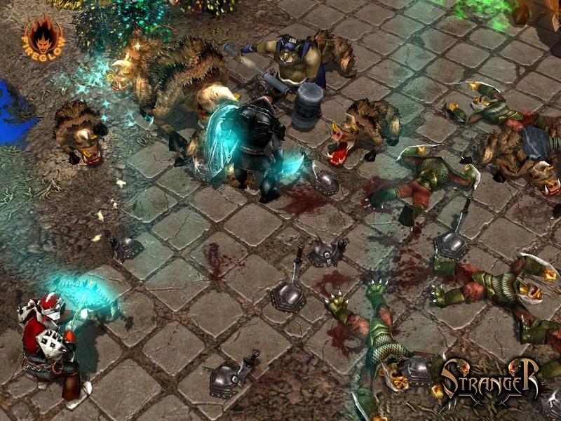 Stranger for PC Games image