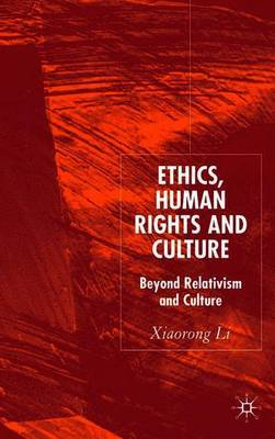 Ethics, Human Rights and Culture by X Li image