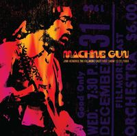 Machine Gun The Fillmore East 12/31/1969 (First Show) by Jimi Hendrix