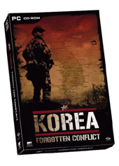 Korea: Forgotten Conflict for PC Games