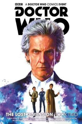 Doctor Who, The Lost Dimension Vol 2 by Cavan Scott image