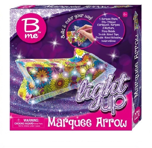 B.Me: Marquee Arrow – Craft Kit