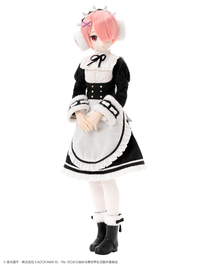 Re:Zero - Starting Life in Another World Memory Snow Ram (Pure Neemo Flection Body Leg: M Bust: S) - Action Figure