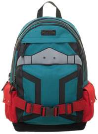 My Hero Academia Suit Up Built Backpack - Deku