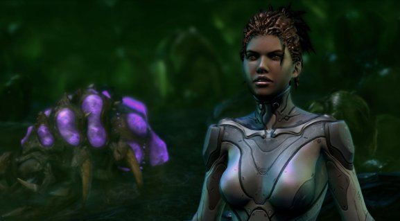 StarCraft II: Heart of the Swarm for PC Games image
