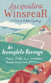 An Incomplete Revenge by Jacqueline Winspear image