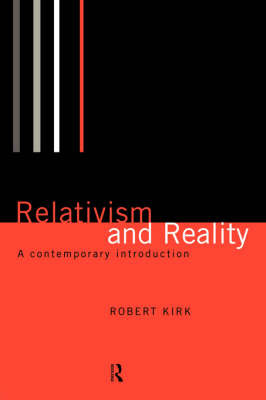 Relativism and Reality by Robert Kirk image