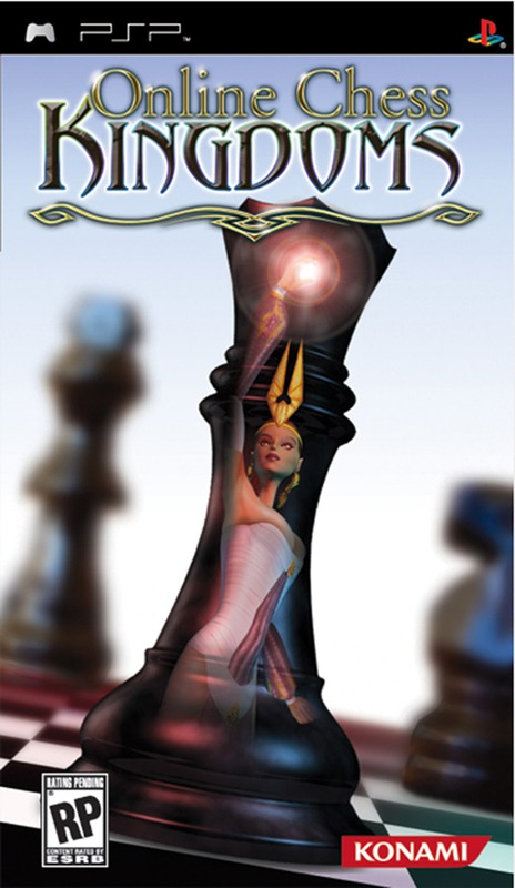 Online Chess Kingdoms for PSP