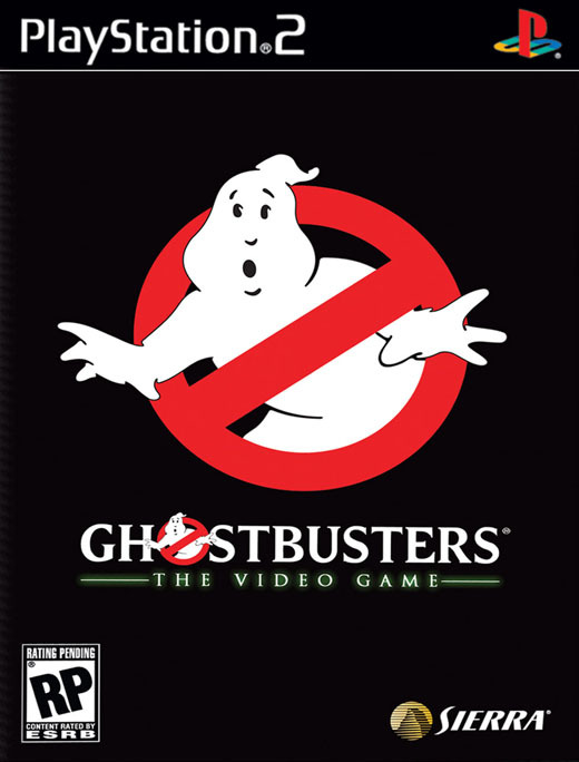 Ghostbusters The Video Game for PS2