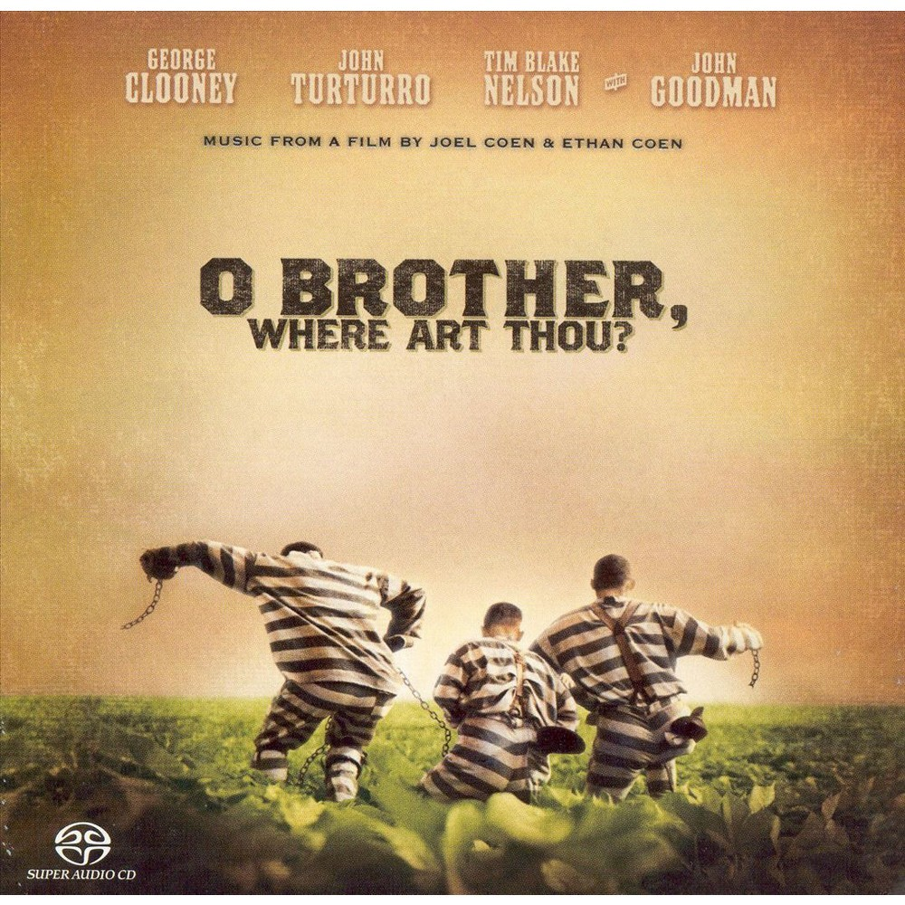 O Brother, Where Art Thou- by Original Soundtrack image