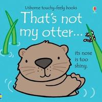 That's Not My Otter by Fiona Watt image
