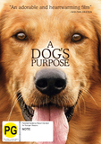 A Dog's Purpose on DVD