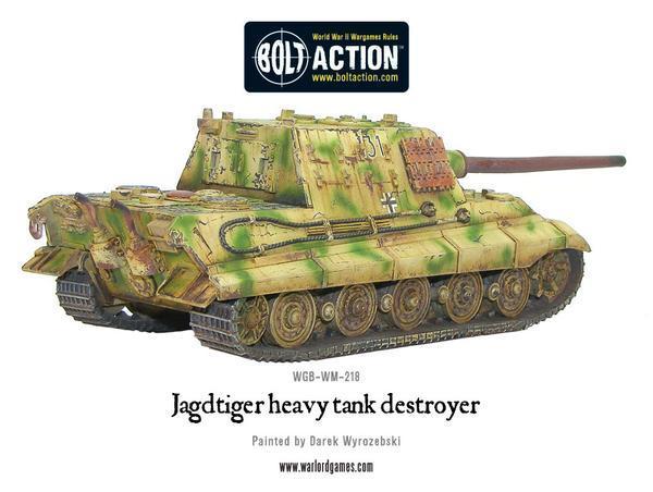 Jagdtiger heavy tank destroyer image
