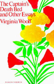 The Captain's Death Bed and Other Essays by Virginia Woolf (**) image