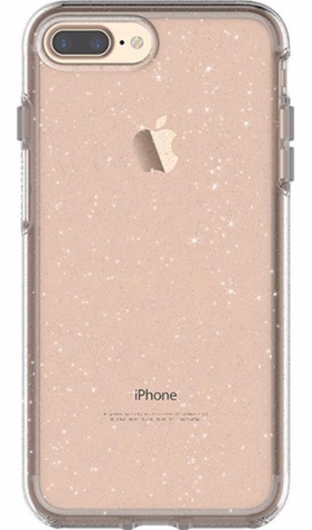 pretty nice 900ef e0d60 OtterBox Symmetry Clear Case for iPhone 7 Plus/8 Plus - Stardust ...
