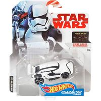Hot Wheels: Star Wars Character Car - First Order Executioner