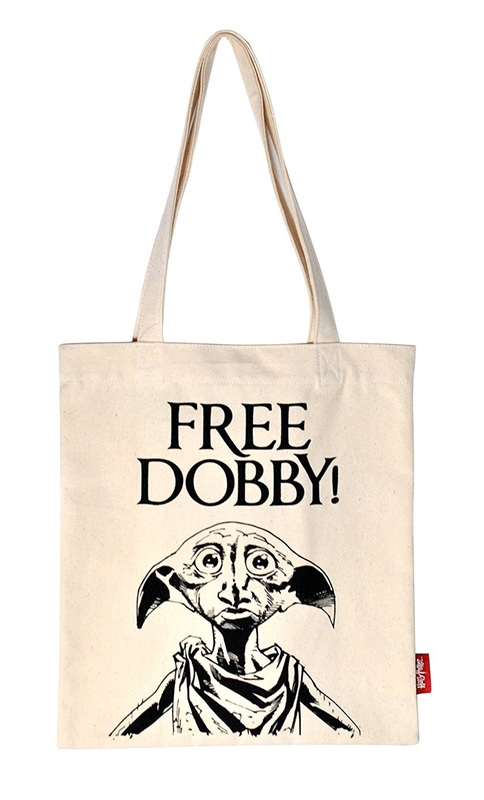 Harry Potter: Free Dobby - One Colour Shopper