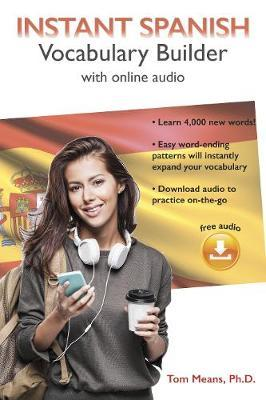 Instant Spanish Vocabulary Builder with Online Audio | Tom