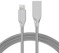Mayhem Armadillo Cable Silver