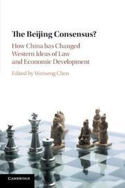 The Beijing Consensus?