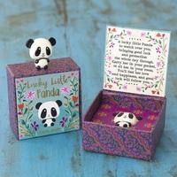 Natural Life: Lucky Charm - Panda