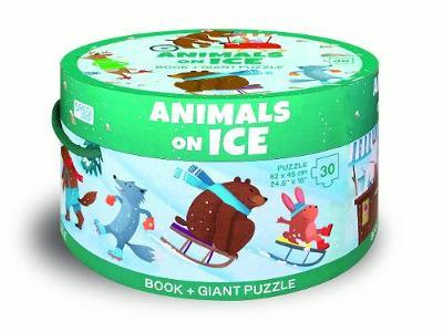 Animals on Ice by Ester Tome