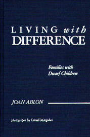 Living with Difference by Joan Ablon