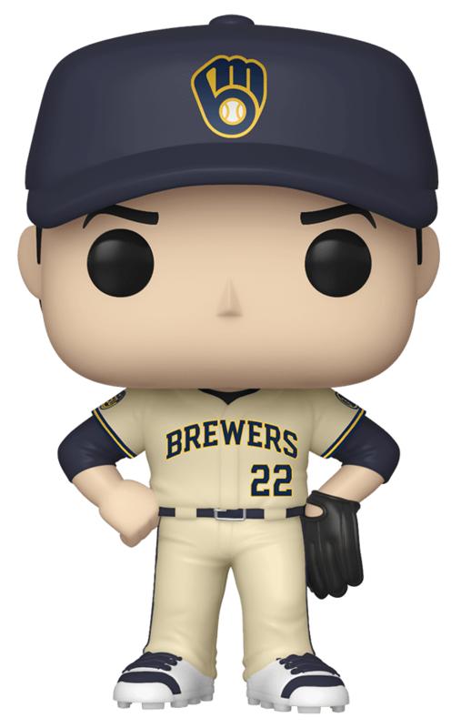 MLB: Brewers - Christian Yelich Pop! Vinyl Figure