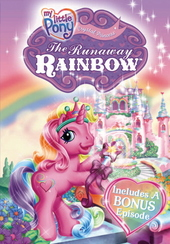 My Little Pony - Crystal Princess: The Runaway Rainbow on DVD