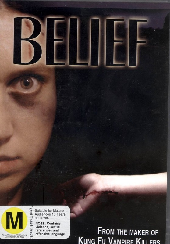 Belief (NZ Film) on DVD
