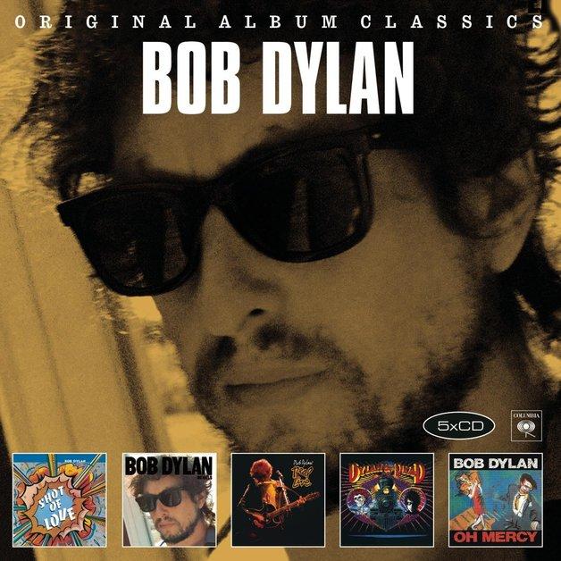 Bob Dylan Original Album Classics by Bob Dylan