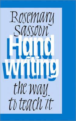 Handwriting by Rosemary Sassoon