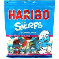 Haribo The Smurfs Gummi Candy (142gms) image