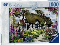 Ravenburger - Rose Cottage Puzzle (1000pc)