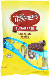Whitmans Sugar Free Chocolate Truffle 85g