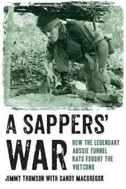 A Sappers' War by Jimmy Thomson