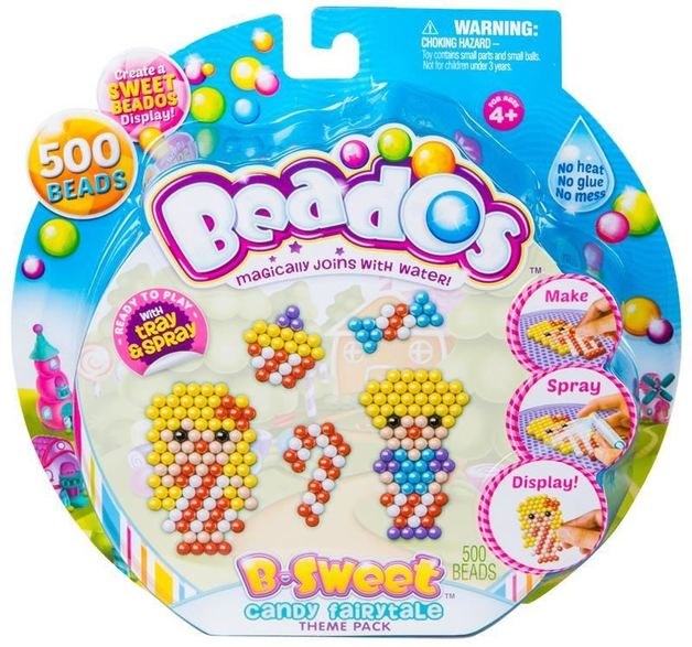 Beados: Theme Pack S6 - Candy Fairytale