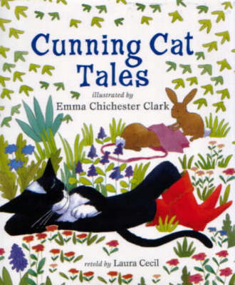 Cunning Cat Tales by Laura Cecil image