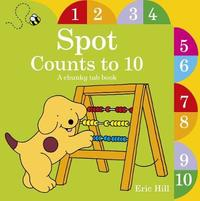 Spot Counts to 10 by Eric Hill