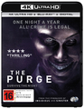 The Purge on UHD Blu-ray