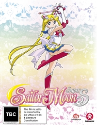 Sailor Moon Super S: Season 4 - Part 1 (Eps 128-146) [Limited Edition] on Blu-ray