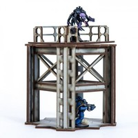 Jesserai Industrial Support Frame