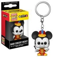 Disney: Concert Mickey - Pocket Pop! Keychain